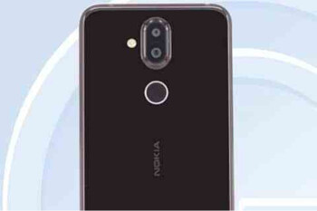 Here is what the unannounced Nokia 7.1 looks like
