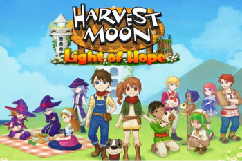 Harvest Moon: Light of Hope farm sim lands on Android and iOS