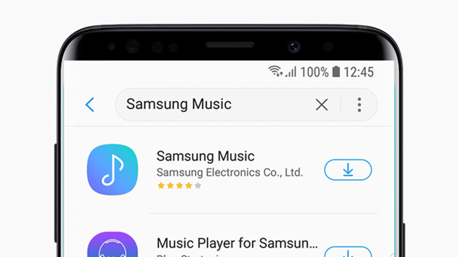 Samsung Music gets a new design and special Spotify tab in latest update