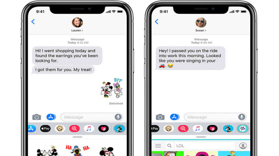 Issue with iOS 12 has messages being merged accidentally and received by unintended recipients