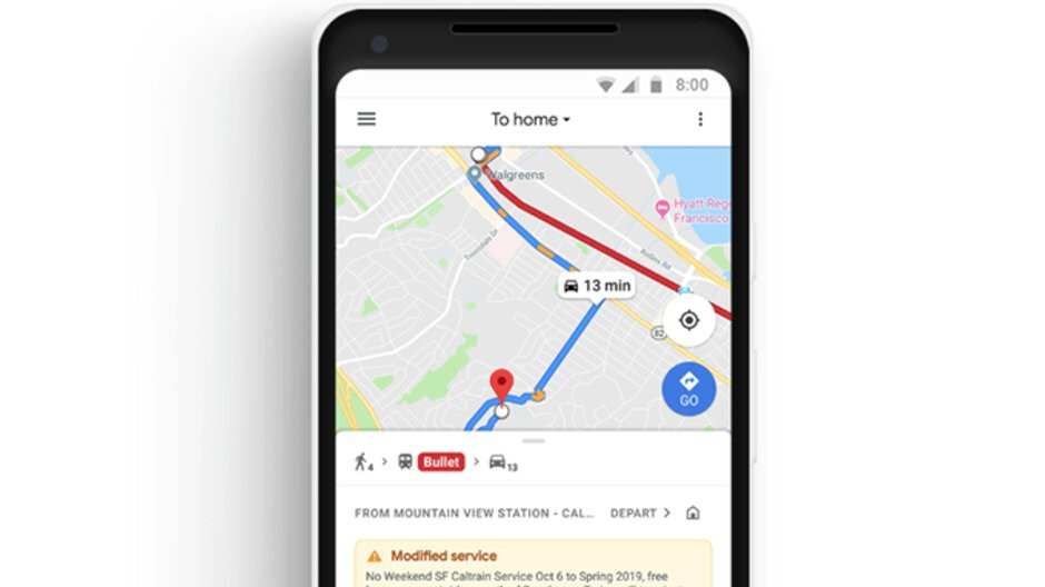Google Maps update makes daily commuting much easier in the US