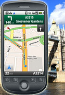 Google Maps Navigation now works in the UK