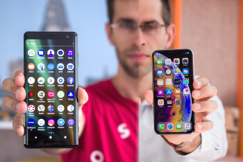Sony Xperia XZ3 vs Apple iPhone XS: which one would you buy?