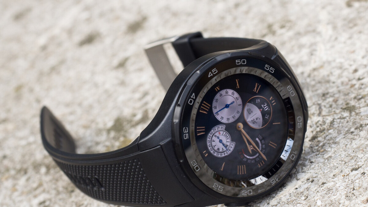 Key Huawei Watch GT features reiterated by trusted source, Classic model rendered