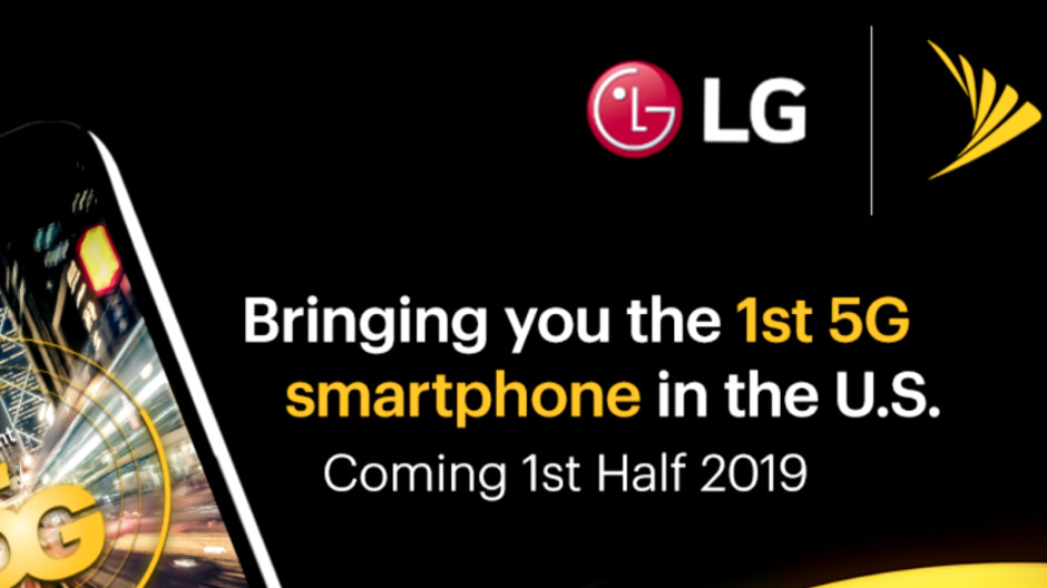 Sprint: our first 5G phone by LG will have 'shiny' and 'distinct' design
