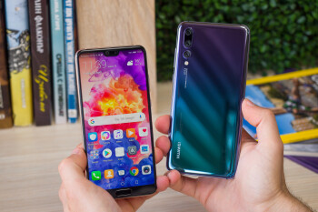 Android 9.0 Pie starts hitting Huawei P20 Pro devices in Europe