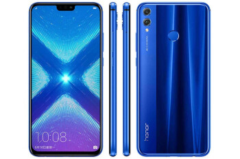 Honor 8X goes on sale in Europe for €250, coming to the US soon