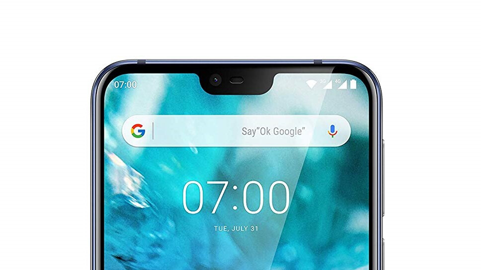 Nokia 7.1 Amazon listing reveals release date, confirms pricing & specs