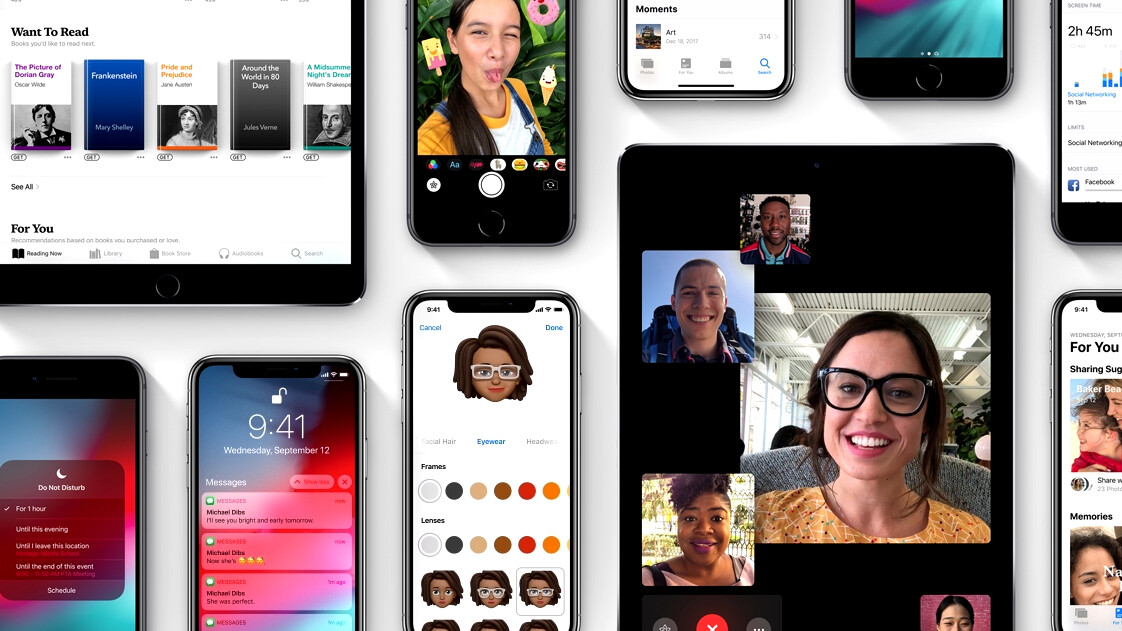 The iOS 12 update has the slowest adoption rate so far, as users wait on new 12.1 features