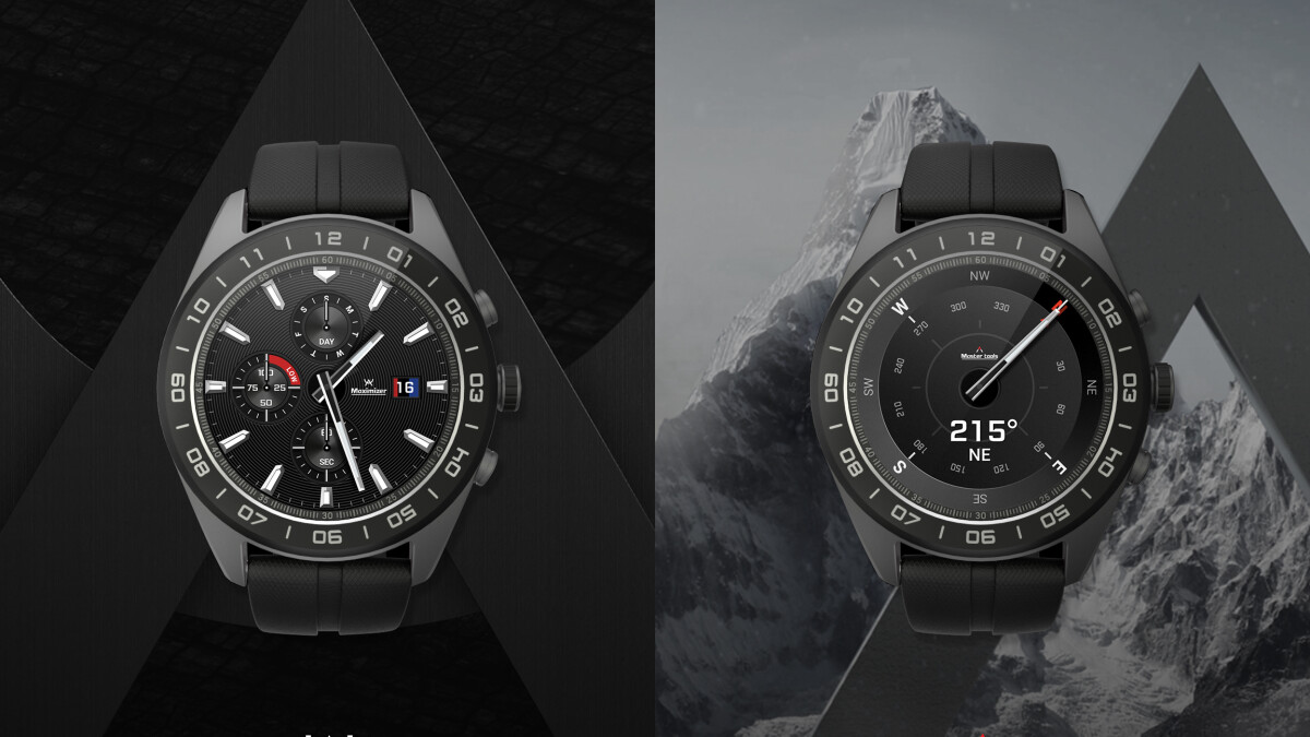 LG Watch W7 officially introduced as the company's first hybrid smartwatch