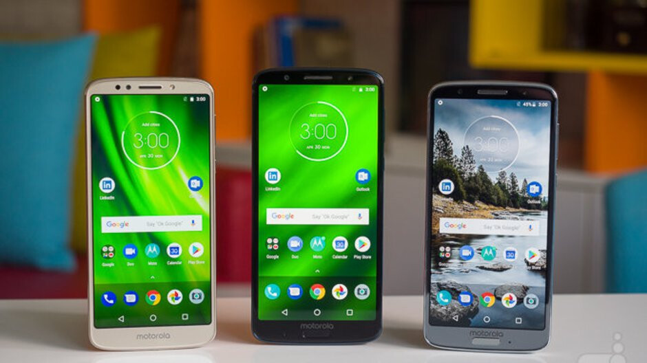 Alleged Moto G7 specs leak tips Motorola may hop on the big-screen train