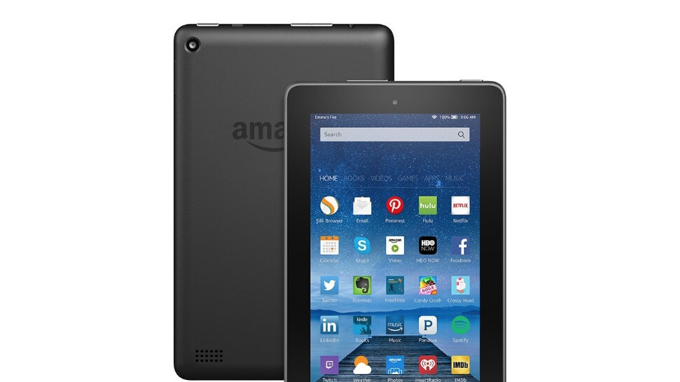 Fully functional Amazon Fire 7 tablet available for crazy low $14.99 today only