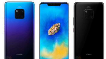 Huawei Mate 20 and Mate 20 Pro prices appear; could cost a small fortune