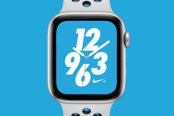 ventilador Reclamación Ingenioso  Apple Watch Series 4 Nike+ starts shipping tomorrow with new reflective  band - PhoneArena