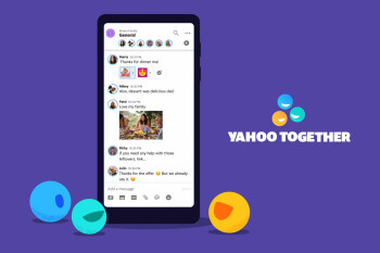 Yahoo debuts new instant messaging app – 'Yahoo Together'