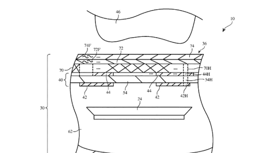 Apple patent filing shows how the headphone wearing experience could be improved