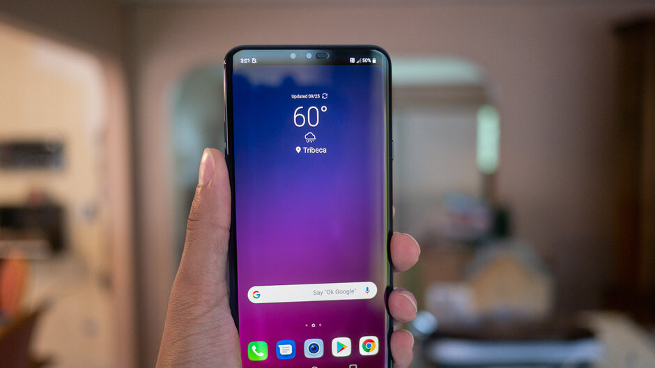 LG executive believes 5G could lead to mobile division profit next year - Smartphone Flagship 2020 dengan PPI Tertinggi