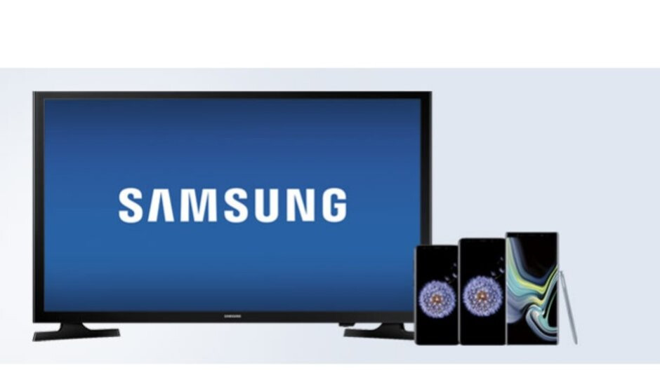 Best Buy offers free TV with Samsung Galaxy Note 9, Galaxy S9, and S9+