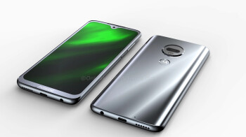 Leaked Moto G7 renders reveal waterdrop notch and rear-mounted fingerprint scanner