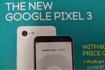 Google Pixel 3/3 XL to launch with