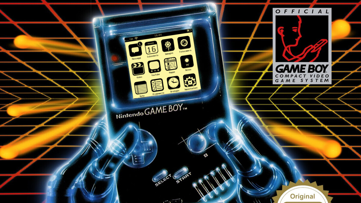 Nintendo may be working on a case that turns your smartphone into a Game Boy