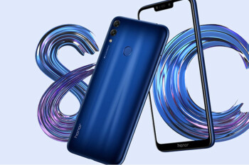 Honor 8C specs sheet revealed ahead of October 11 unveiling