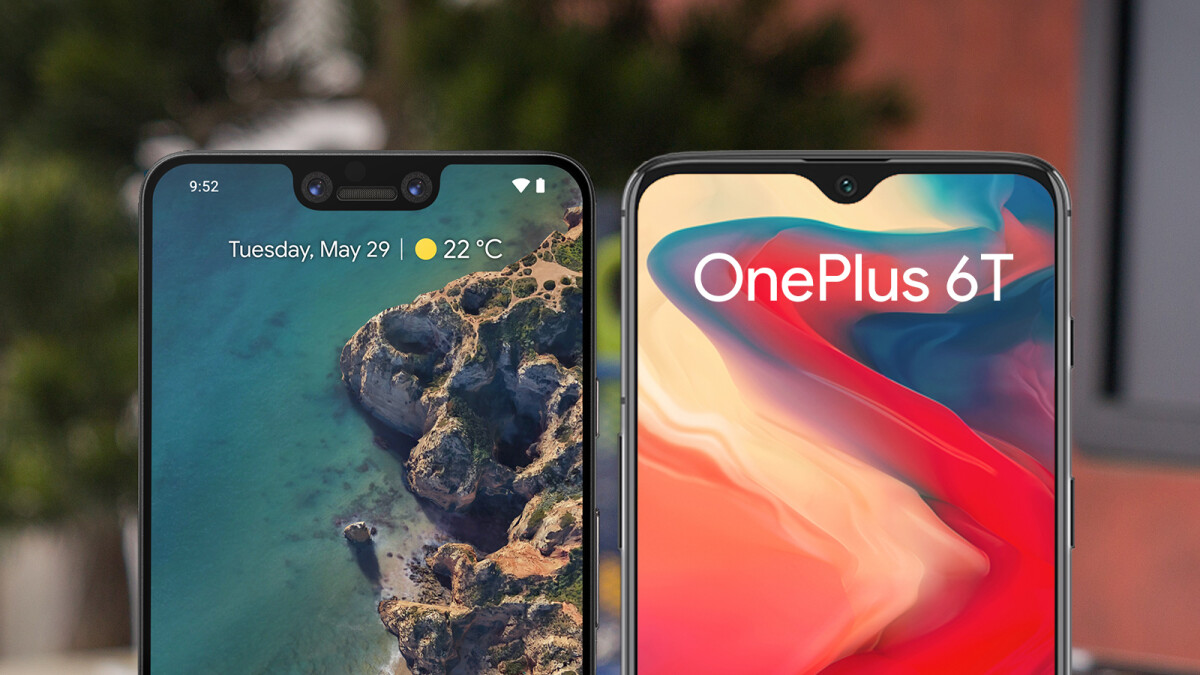 Google Pixel 3 XL notch compared to those of other popular flagships, is it all that bad?