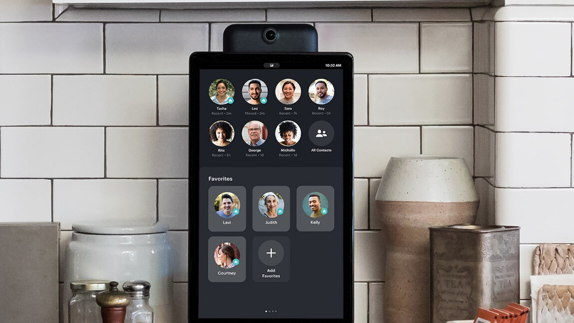 Facebook Portal and Portal+ go after Echo Show with Alexa support and 'Smart Camera'