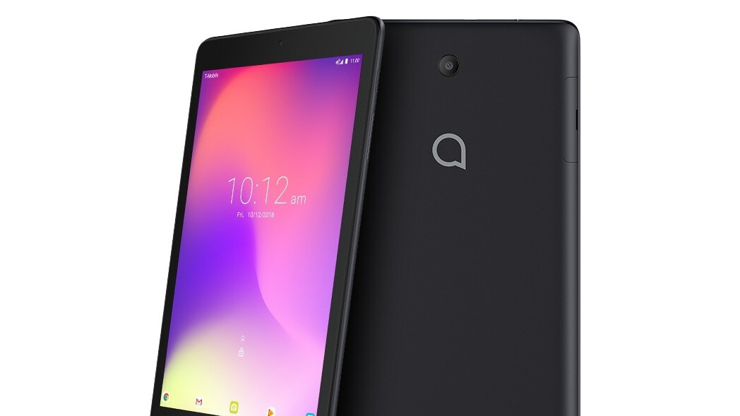Alcatel 3T 8 tablet comes to T-Mobile with 600 MHz LTE support and a crazy low price