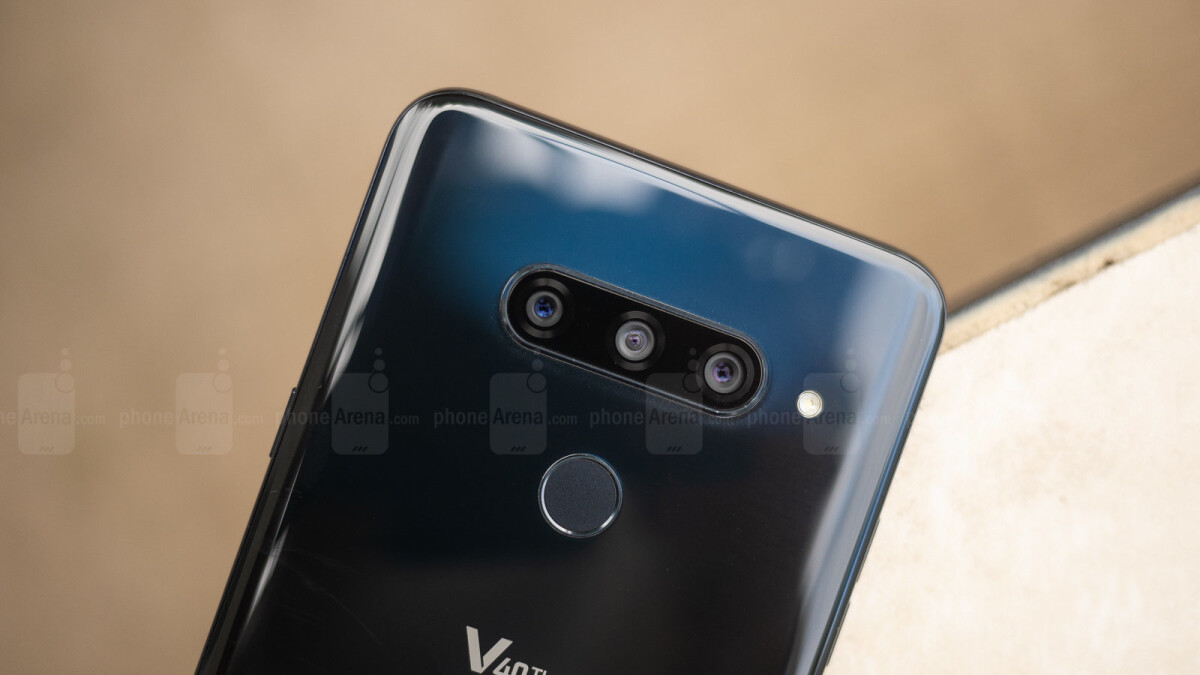 LG V40 ThinQ receives camera-focused software update before it's even released