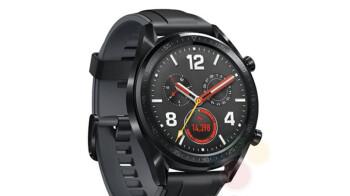 Huawei Watch GT will not run Wear OS, new press render leaked