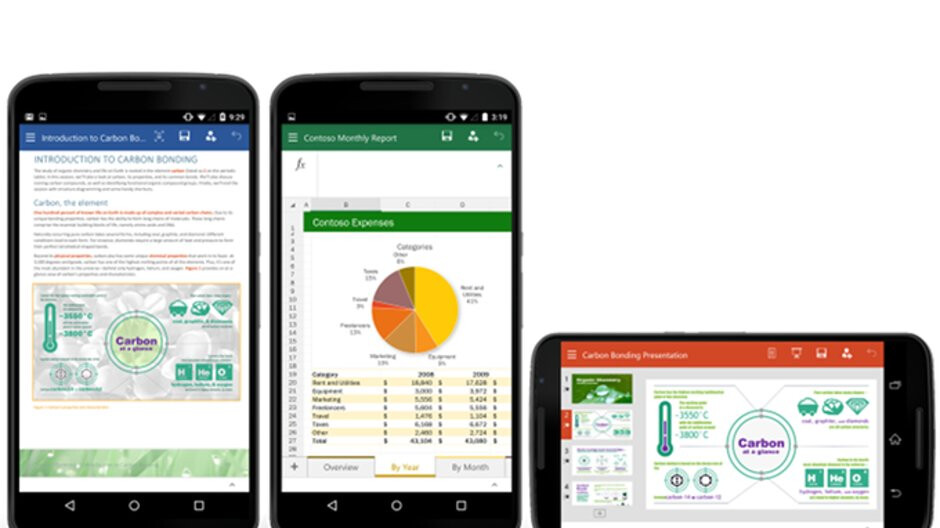 Microsoft to bring new features to Office for iOS and Android in October
