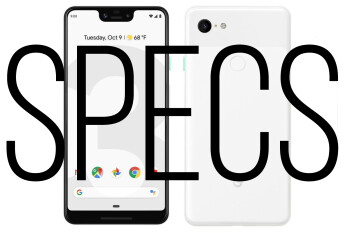 Google Pixel 3 XL vs Galaxy Note 9 vs iPhone XS Max: Specs comparison