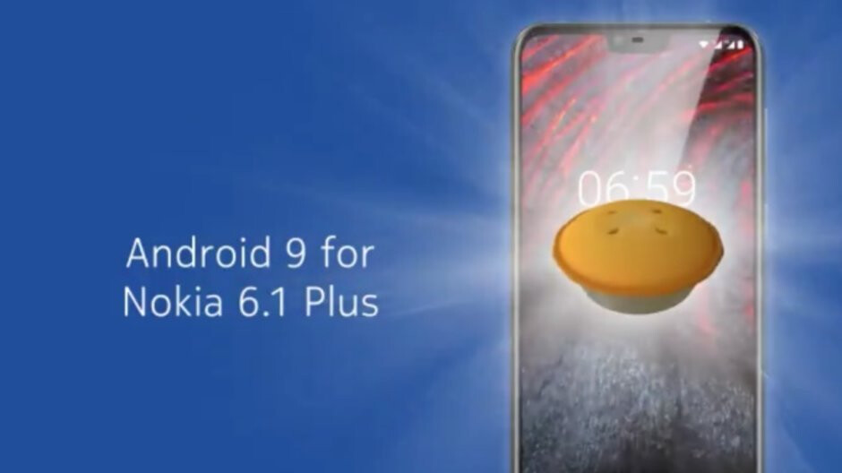 Nokia 6.1 Plus users can now beta-test Android 9.0 Pie update