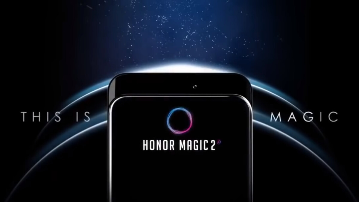 Honor Magic 2 to go official on October 31, company confirms