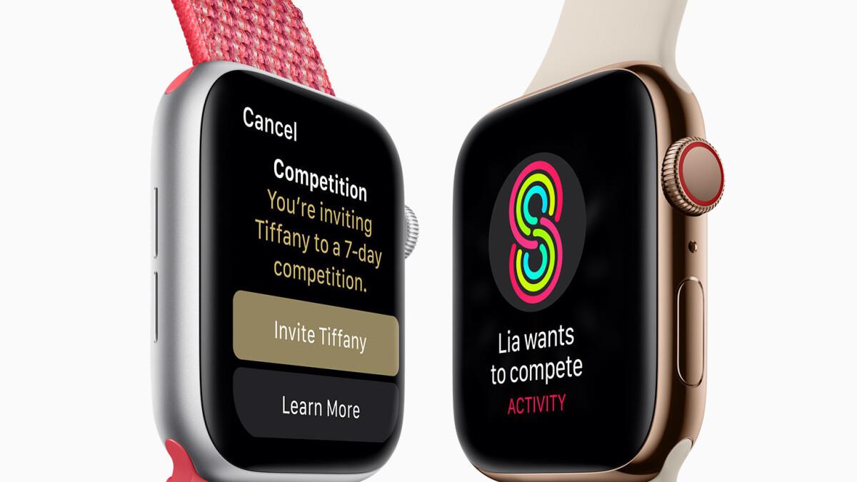 Results: Apple Watch Series 4 winning hearts
