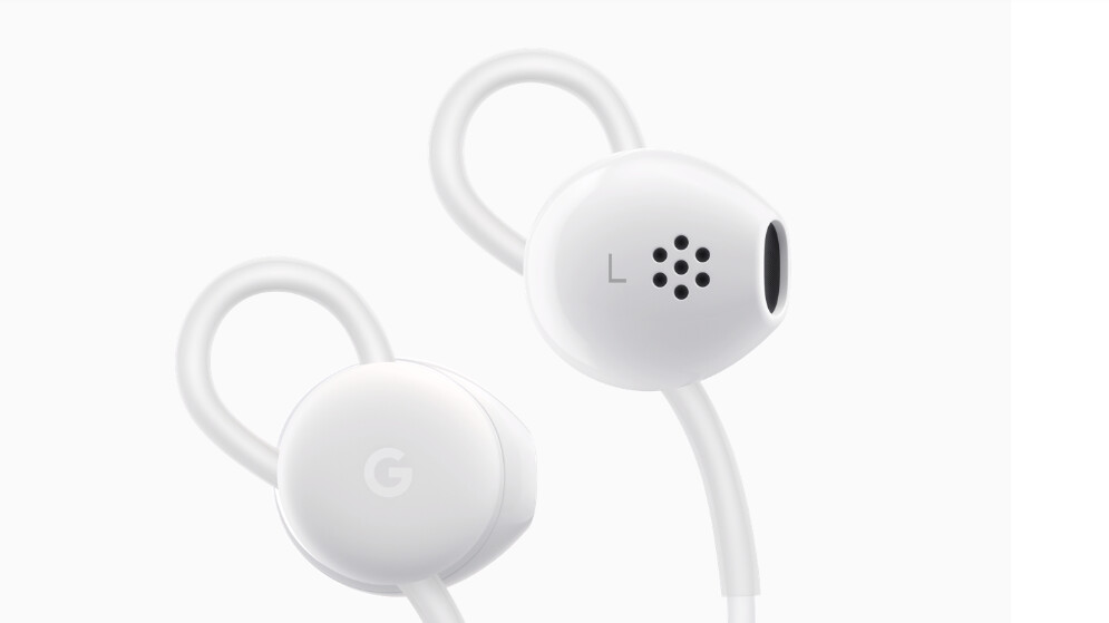 Google Pixel USB-C earbuds go official with Google Assistant support