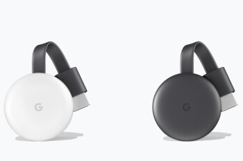 Google unveils refreshed Chromecast with refined design, lack of new features