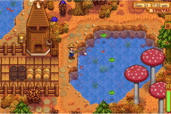 Stardew Valley smash hit coming to mobile, iOS gets it first on October 24