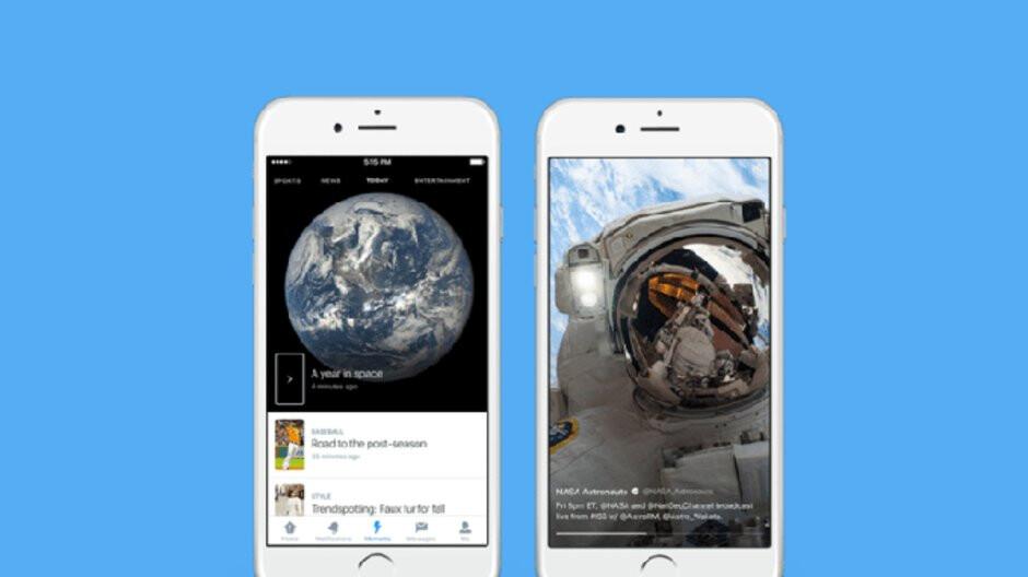 Twitter lässt Support für Moments auf Android und iOS