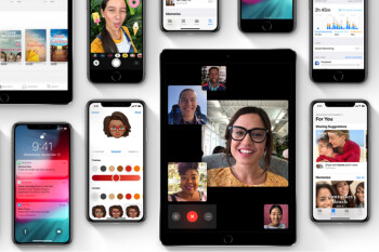 Apple releases the third developer and public beta versions of iOS 12.1