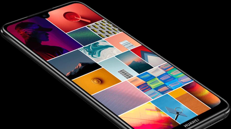 Huawei Enjoy Max and its 7.12-inch screen leak; phone is a rebranded Honor 8X Max