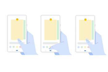 Pixel 3 only has gesture navigation and it is the future of Android