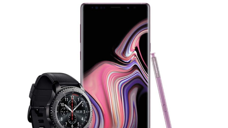 Amazon brings back free Samsung Gear S3 with Galaxy Note 9 deal for one day only
