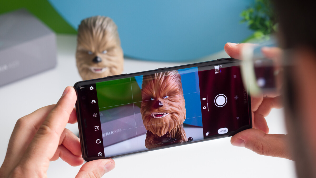 Sony's Xperia XZ3 flagship receives its first update, brings timely security changes