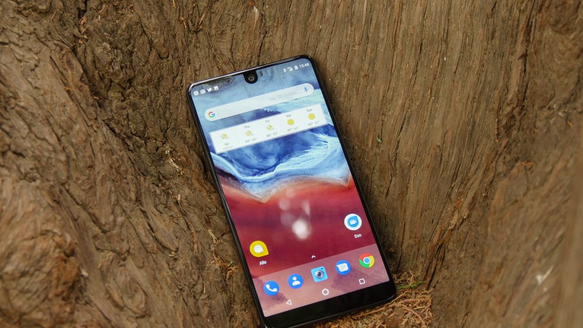 Essential is reportedly working on a 'new kind of phone' with a mind of its own
