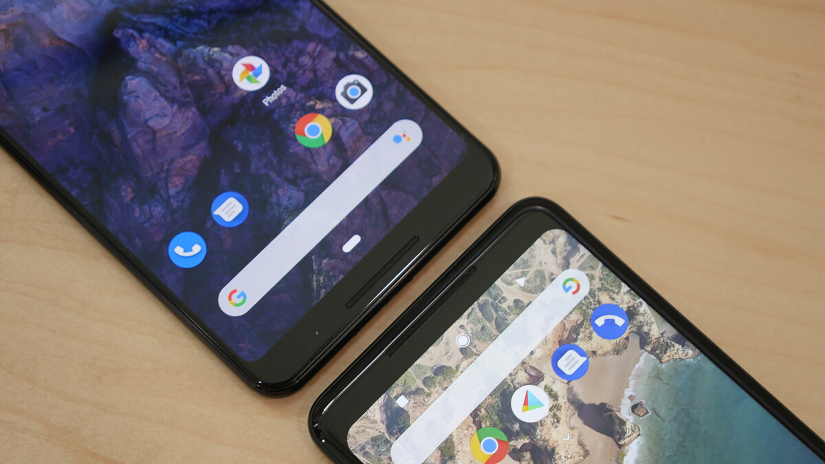 Google Pixel 3 vs iPhone XS vs Galaxy Note 9 vs LG V40: our first camera samples