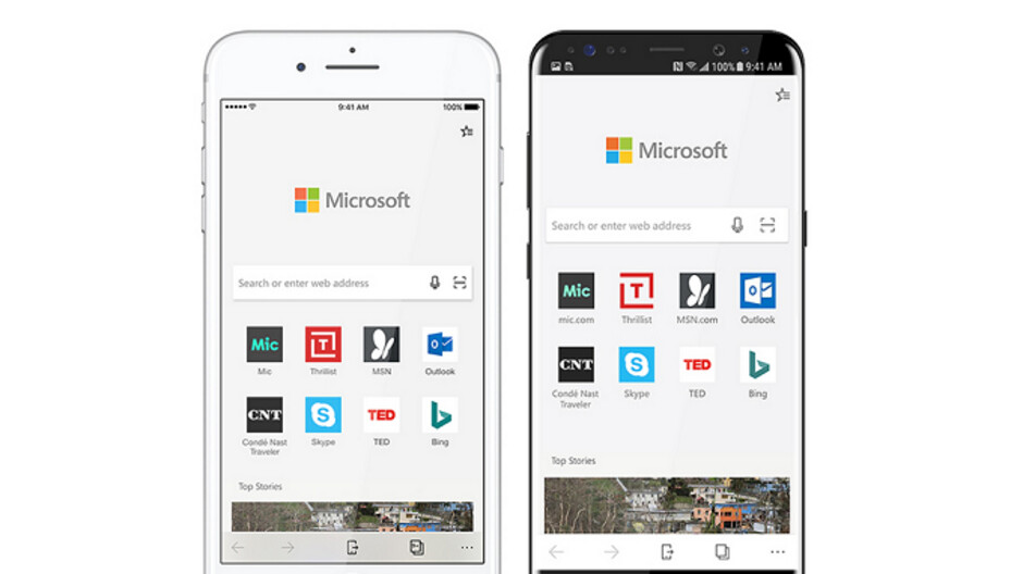 Microsoft Edge for iOS preview receives update, now supports Siri shortcuts