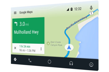 Google Maps gets a major redesign on Android Auto