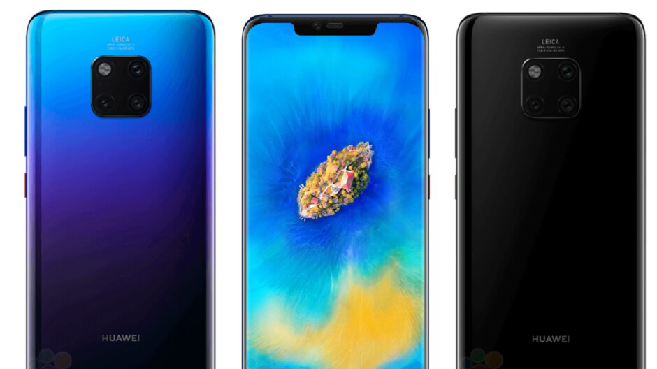 Cheapest Huawei Mate 20 flagship will cost $800 in Europe